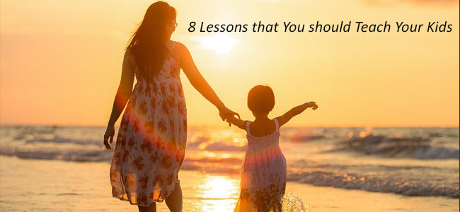 Lessons Teach Your Kids