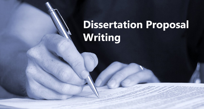How to write an effective dissertation proposal