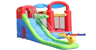 What makes Bounce Houses important for Kids