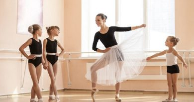Kids Ballet Dance Classes