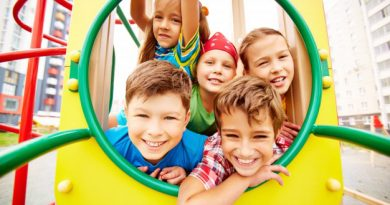 5 Outdoor Activities for Your Kids' Mental Muscles Healthy