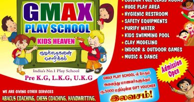 Gmax Play School Kumbakonam