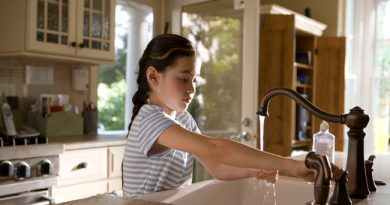Kitchen Kids Safety Tips